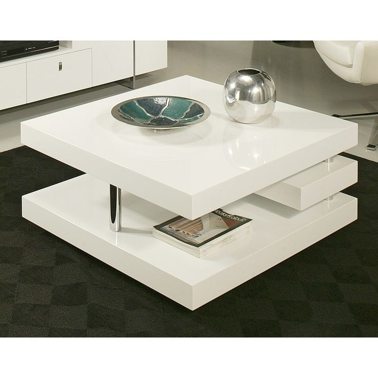 Fantastic Widely Used Square White Coffee Tables For 17 Best Coffee Tables Images On Pinterest Coffee Tables Modern (View 48 of 50)