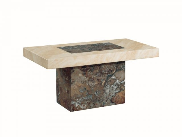 Fantastic Widely Used Torino Coffee Tables Pertaining To Annaghmore Agencies Torino Solid Marble Coffee Table Coffee (Image 20 of 40)