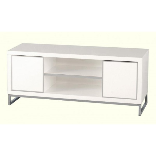 Fantastic Widely Used White Gloss TV Cabinets In Cheap Heartlands Ravenna Tv Cabinet For Sale (Image 21 of 50)