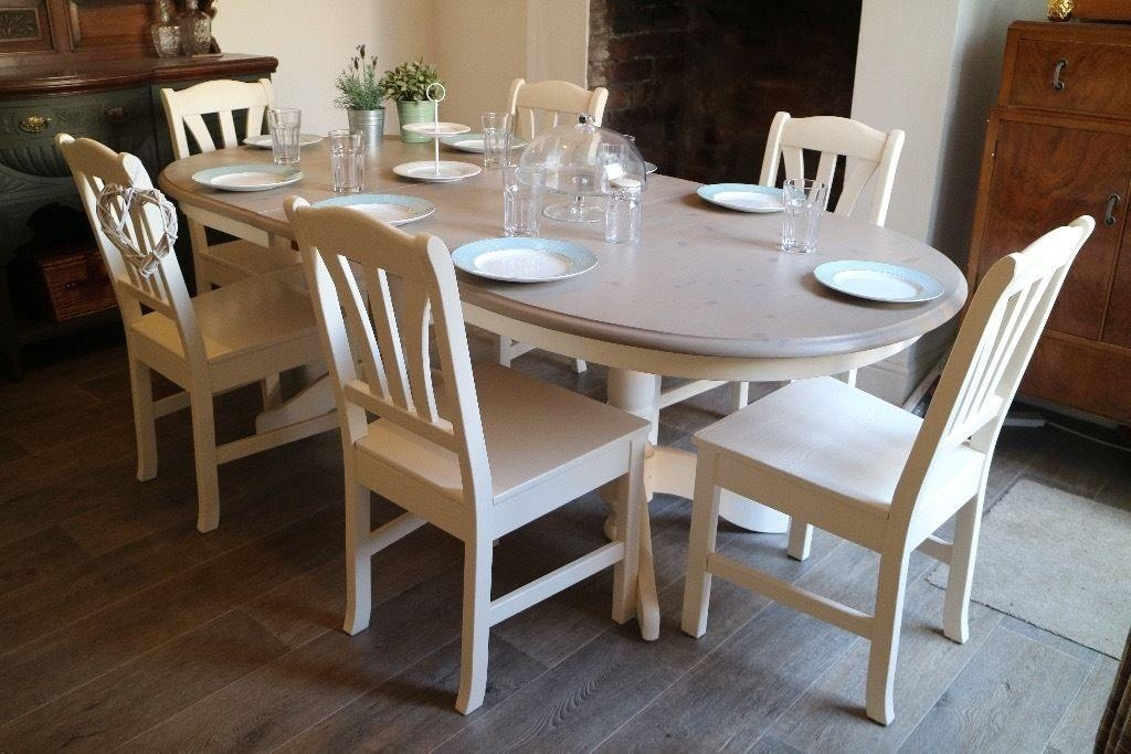 Top 20 Shabby Chic Extendable Dining Tables