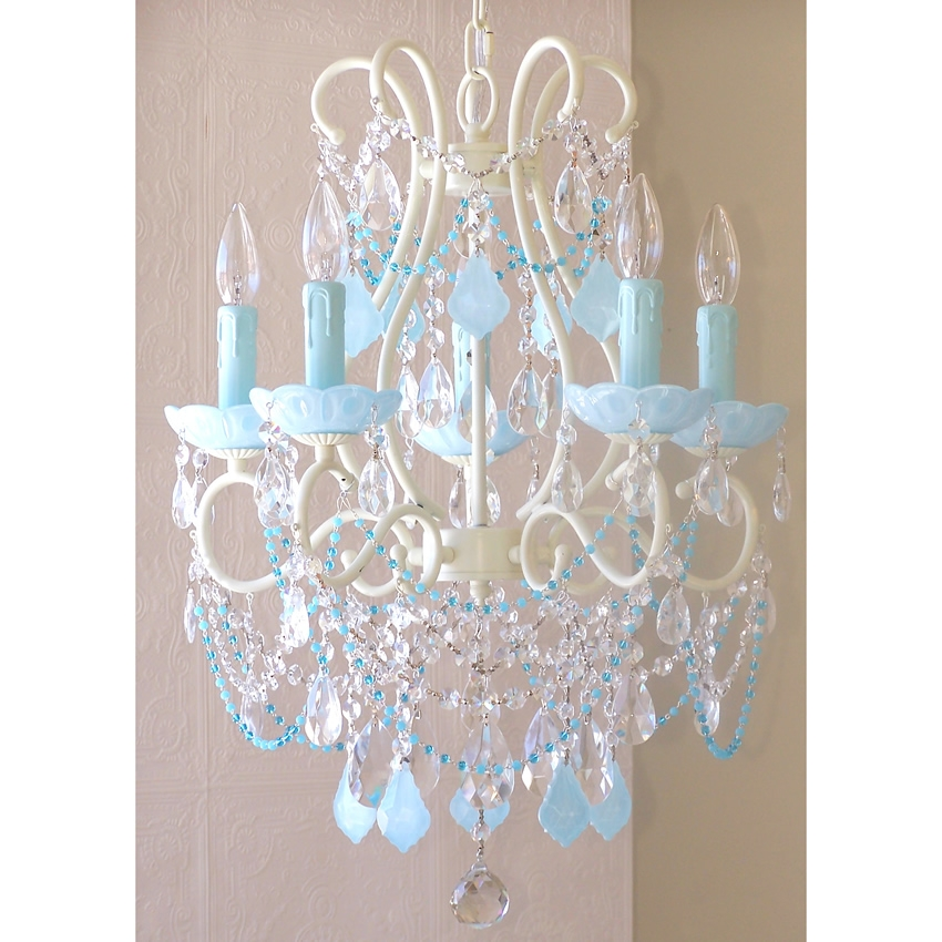 Fascinating Kids Chandelier For Your Home Designing Inspiration For Chandeliers For Kids (View 5 of 25)