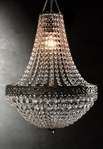 Faux Crystal Chandelier Table Lamp Its All Furnitures Inside Faux Crystal Chandelier Table Lamps (Image 16 of 25)