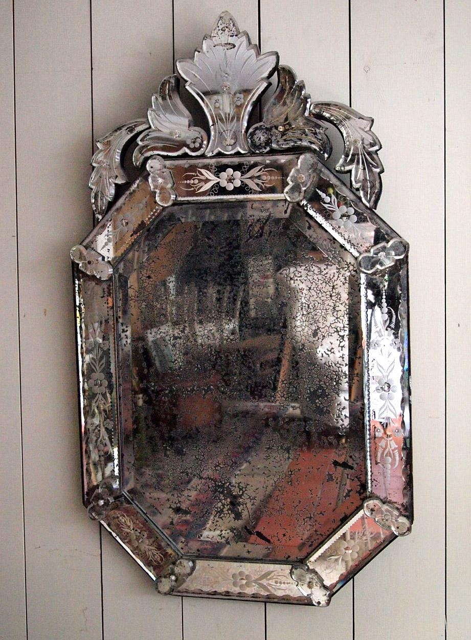 Featured Image of Venetian Mirrors Antique