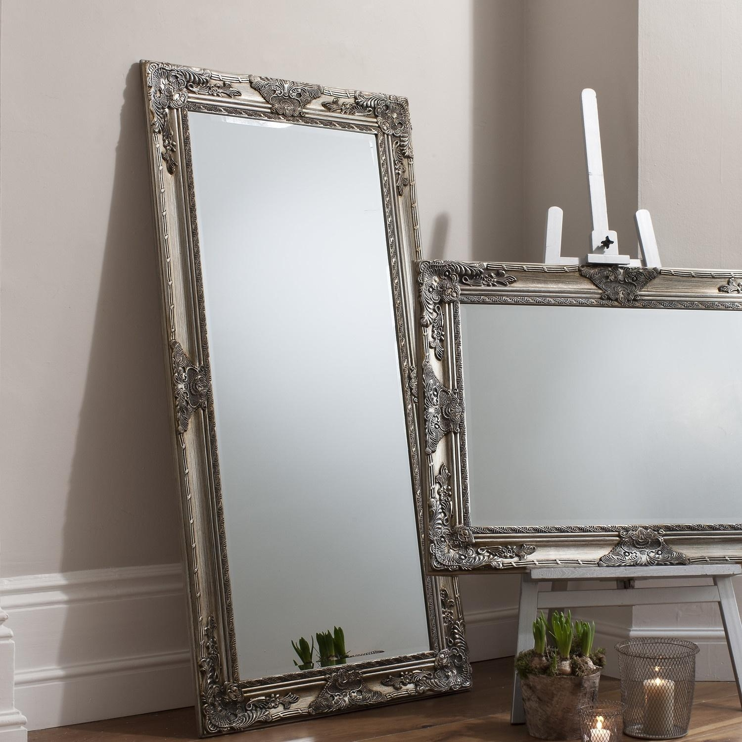 Flooring : Extra Large Floor Standing Mirrors Inside Extra Large Floor Standing Mirrors (View 7 of 20)