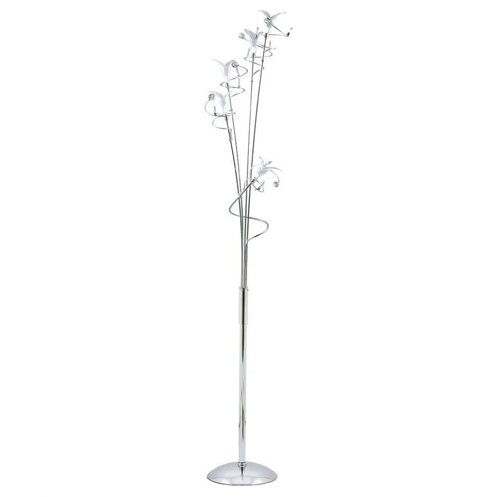 Flooring Unusual Crystal Floor Lamp Pictures Inspirations Gyro With Regard To Stand Up Chandeliers (Image 11 of 25)
