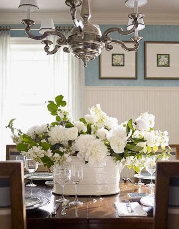 Floral Arrangements For Dining Room Table Prepossessing Home Ideas In Artificial Floral Arrangements For Dining Tables (Image 14 of 20)