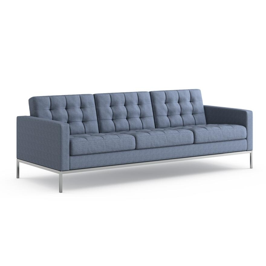 Florence Knoll Relaxed Sofa | Knoll Intended For Knoll Sofas (Image 11 of 20)