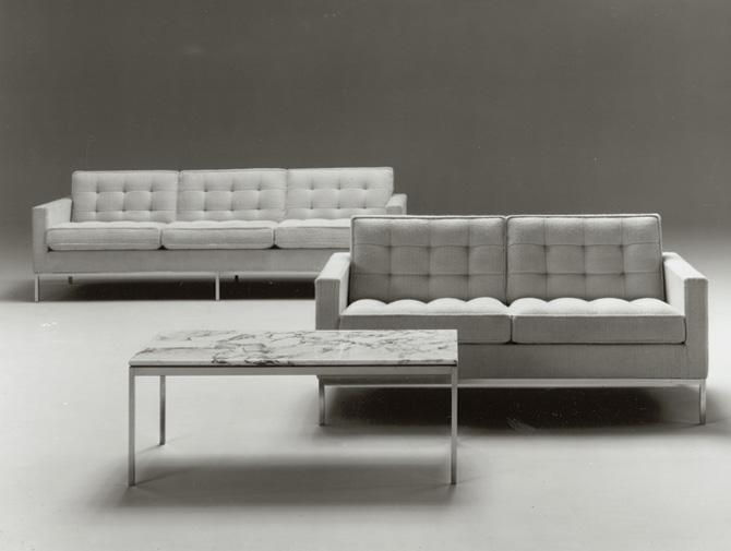 Florence Knoll Sofa | Knoll With Knoll Sofas (Image 13 of 20)
