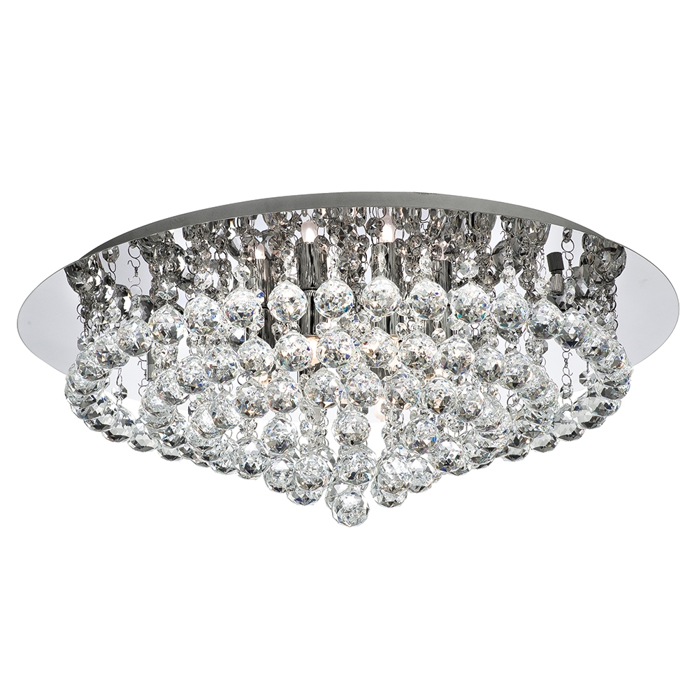 Featured Image of Flush Chandelier Ceiling Lights