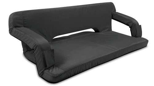 Foldable Lightweight Sofas : Reflex Portable Reclining Travel Couch Intended For Collapsible Sofas (Image 14 of 20)