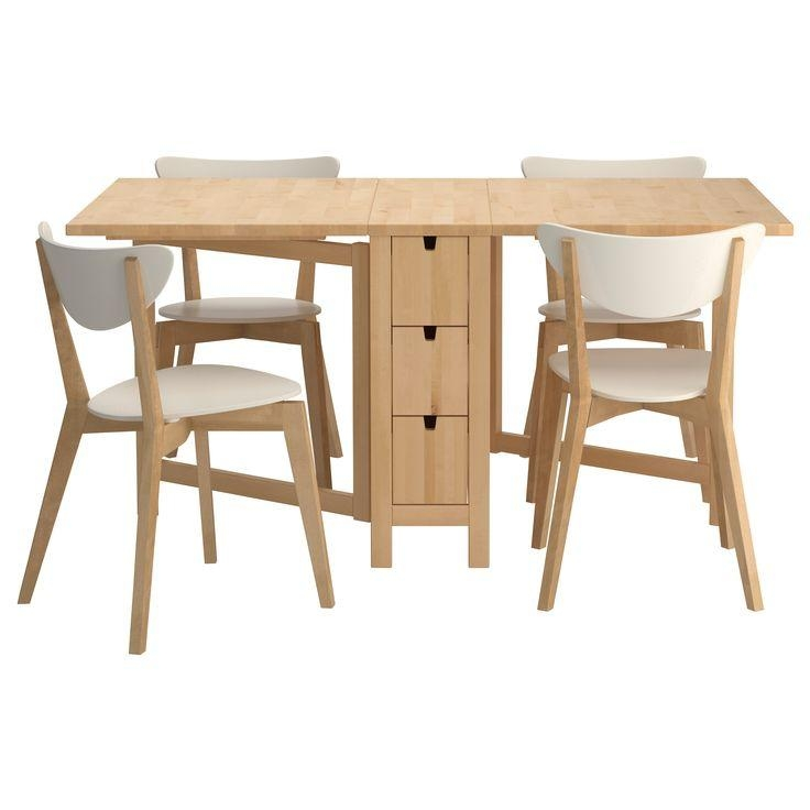 Folding Dining Table And Chairs Ikea #10819 For Cheap Folding Dining Tables (Image 13 of 20)