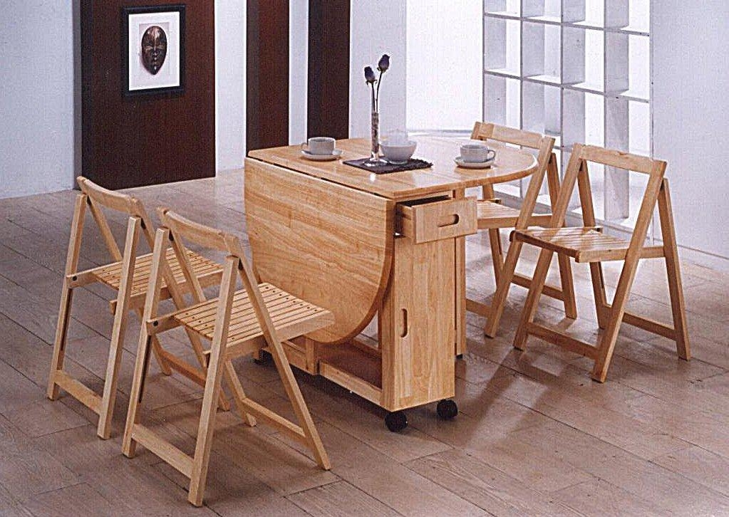 Featured Image of Wood Folding Dining Tables