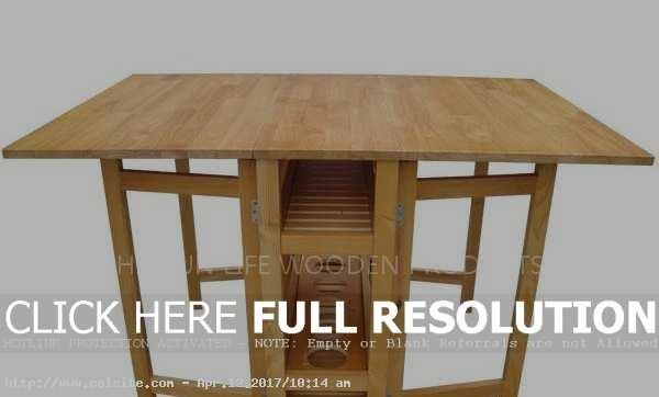 Folding Dining Tables In Oval Folding Dining Tables (View 14 of 20)