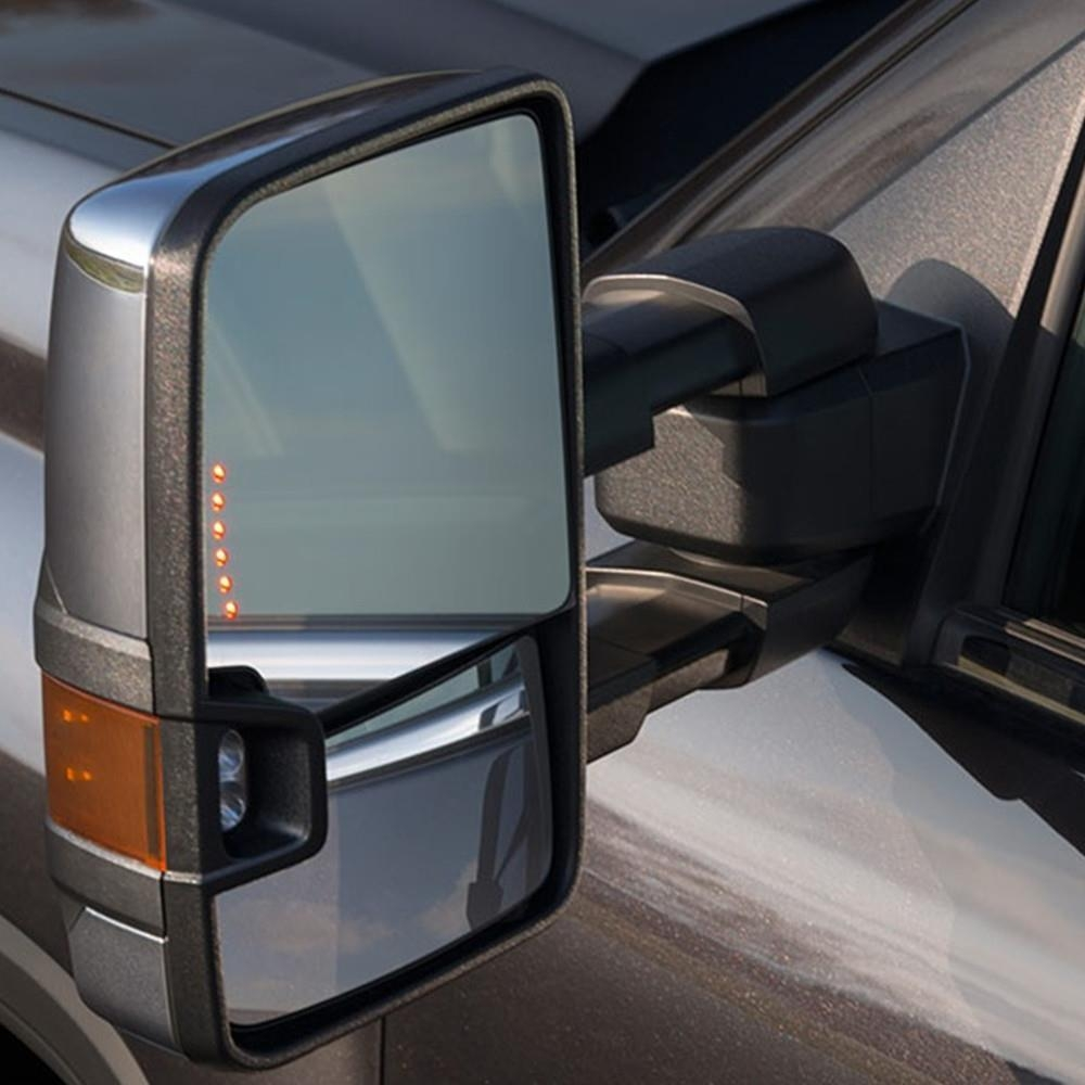 For 99 06 Silverado Sierra Towing Chrome Mirrors Turn Signals Inside Chrome Mirrors (Image 9 of 20)