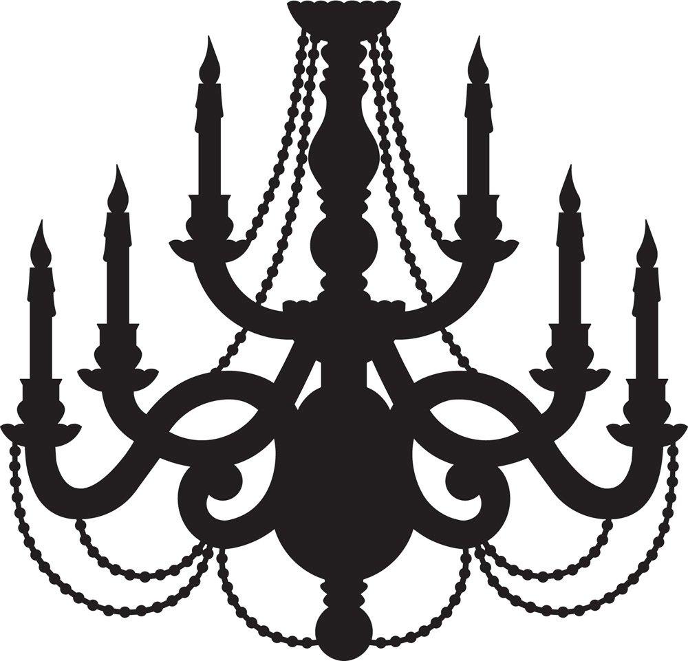 Free Chandelier Vector Clip Art Chandeliers Design Clipartandscrap With Clip On Chandeliers (View 4 of 25)