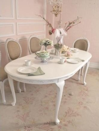 Fresh Design French Style Dining Table Crafty French Contemporary Intended For French Chic Dining Tables (Image 15 of 20)