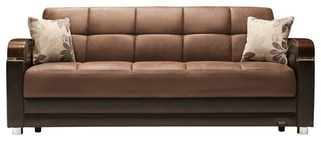 Fresh Raymour And Flanigan Sleeper Sofa 75 For Your Broyhill Sofa Within Microsuede Sleeper Sofas (Image 1 of 20)