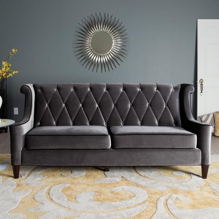 Featured Image of Barrister Velvet Sofas