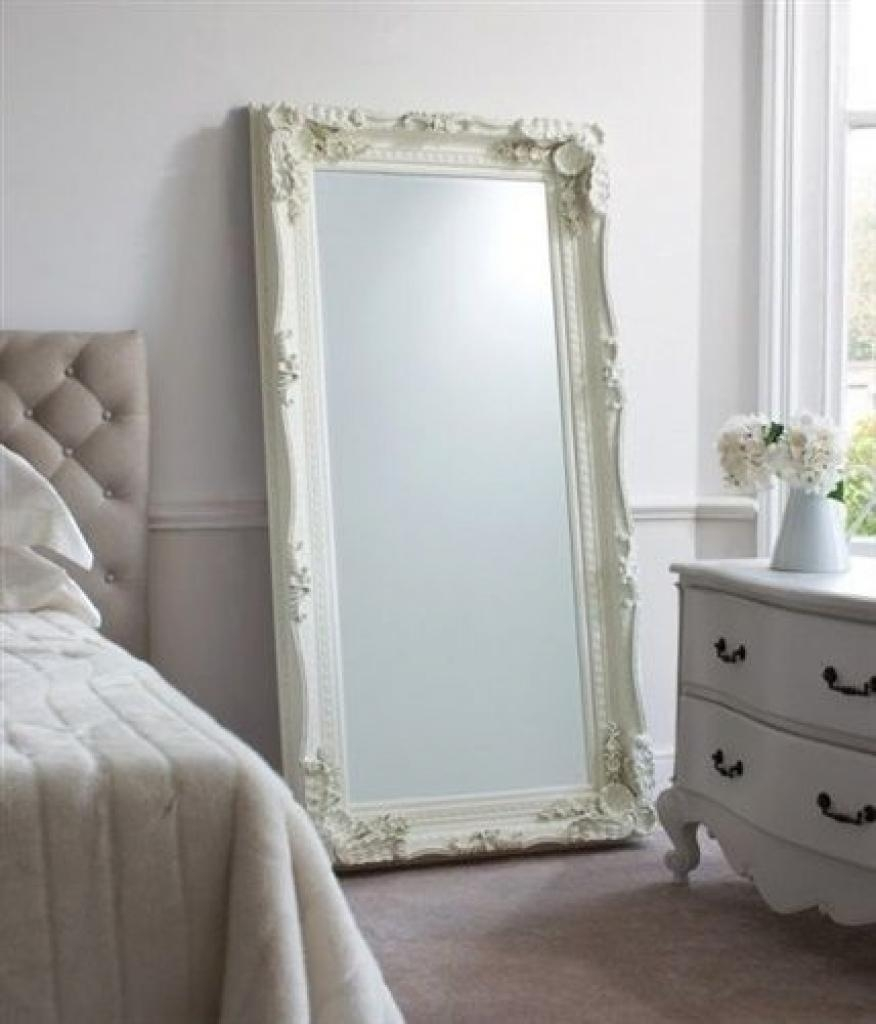 Full Length Decorative Wall Mirrors Large Full Length Wall Mirror Intended For Full Length Ornate Mirror (Image 8 of 20)