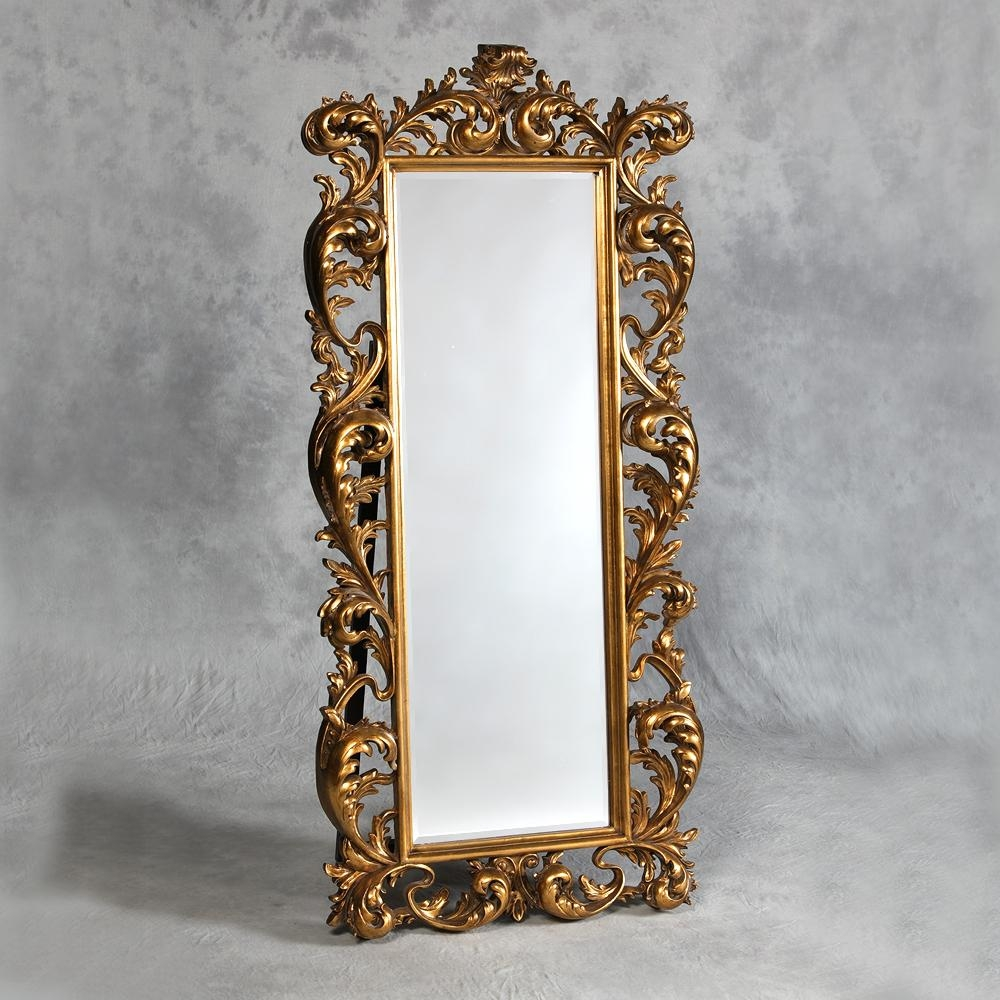 Full Length Mirror | My Decorative Within Victorian Full Length Mirror (Image 15 of 20)