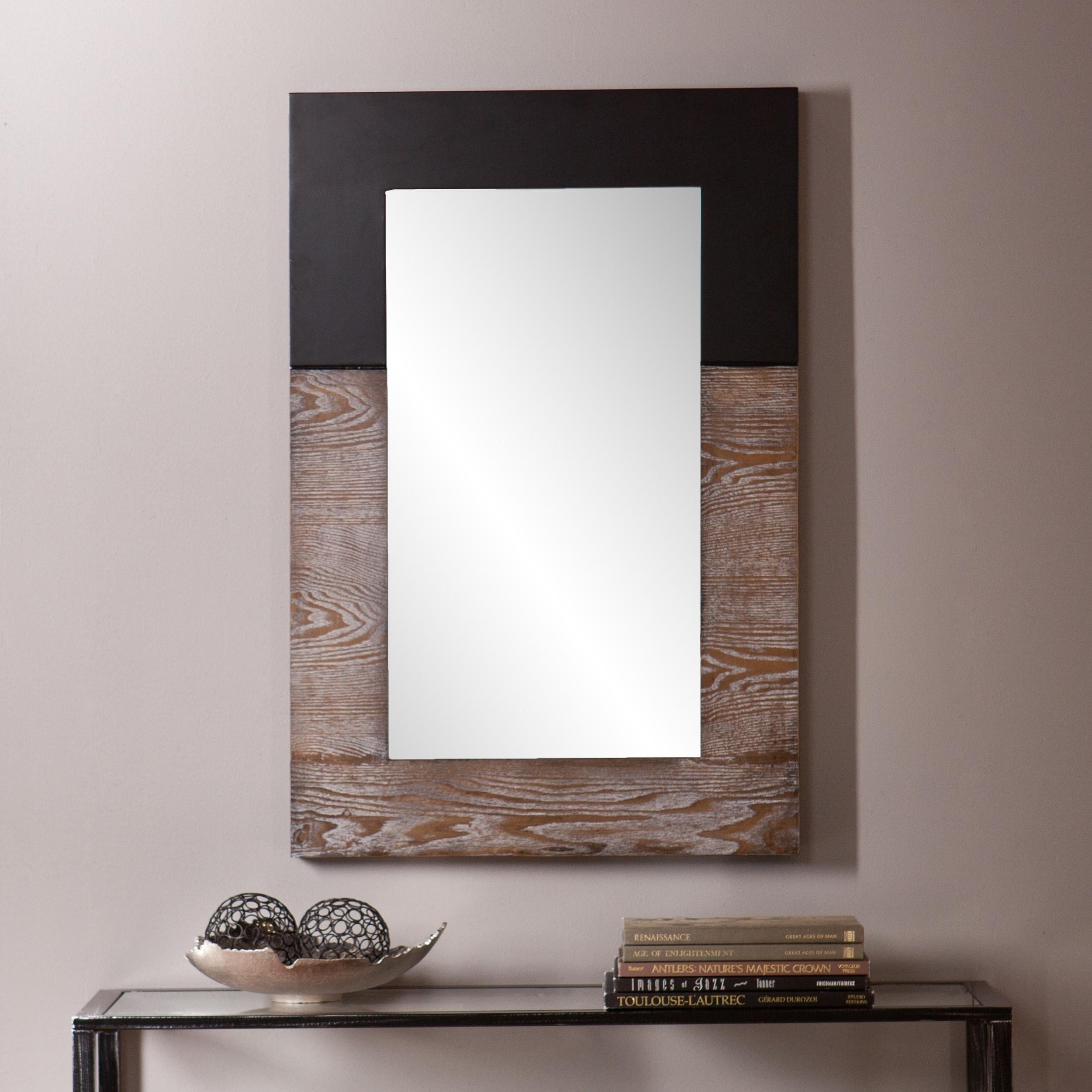 Furniture: Appealing Oversized Mirrors For Home Furniture Ideas Intended For White Decorative Mirrors (Image 12 of 20)