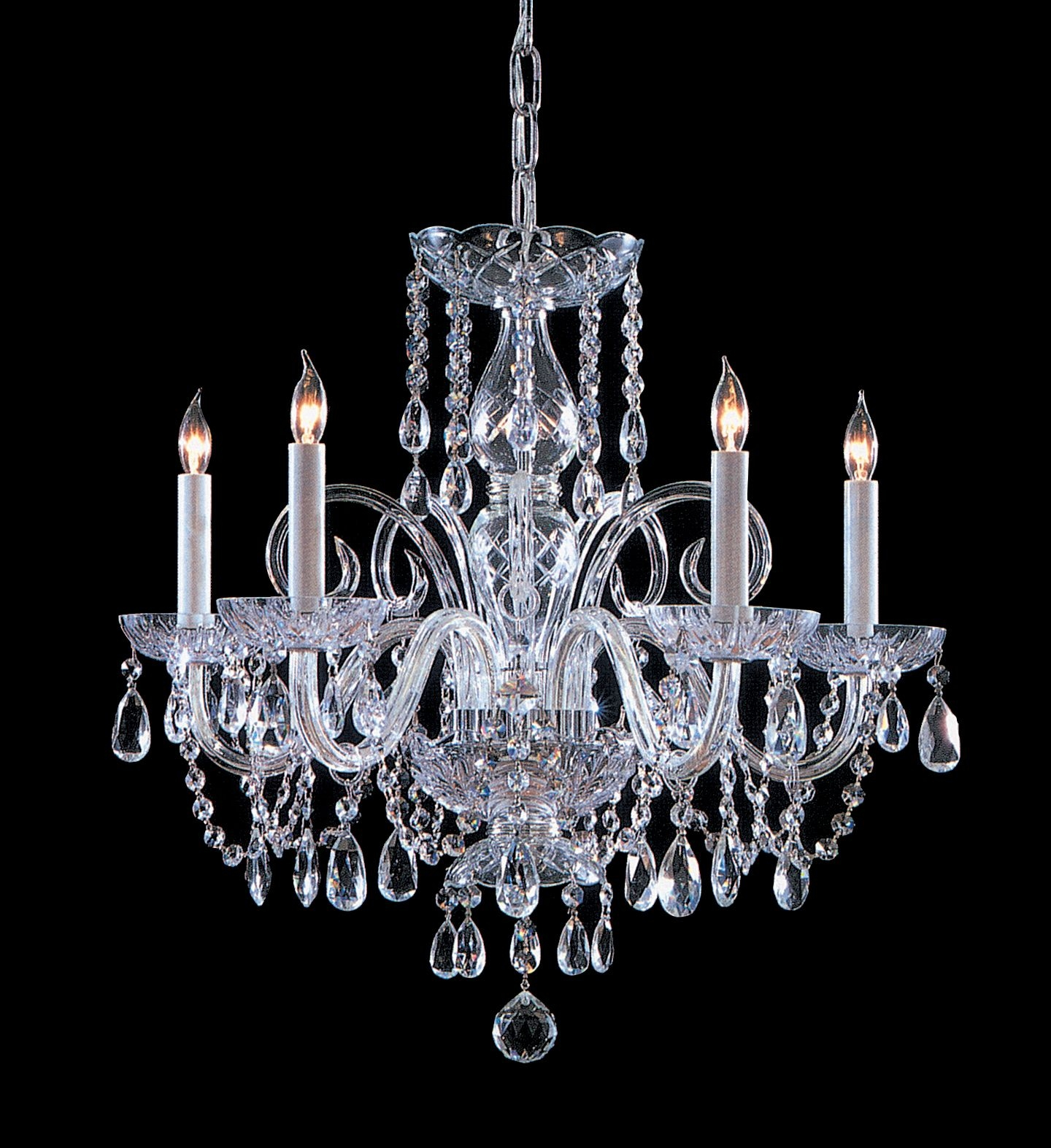 Furniture Beautiful Chandeliers Target For Lighting And Ceiling In Clear Glass Chandeliers (Image 14 of 25)