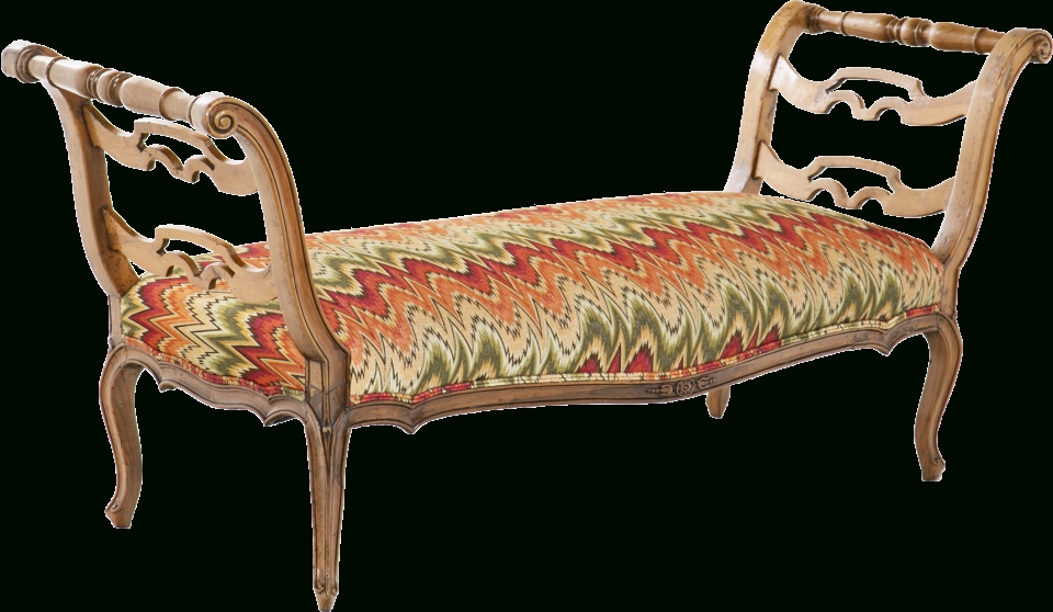 Furniture: Fabulous Fainting Couch For Living Room Or Bedroom Within Antoinette Fainting Sofas (Image 18 of 20)