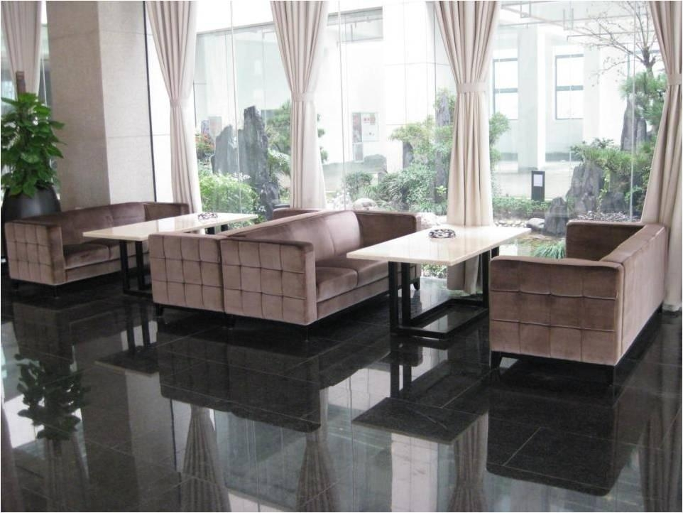 Furniture, Lobby Chairs, Lobby Sofas Pertaining To Commercial Sofas (Image 15 of 20)