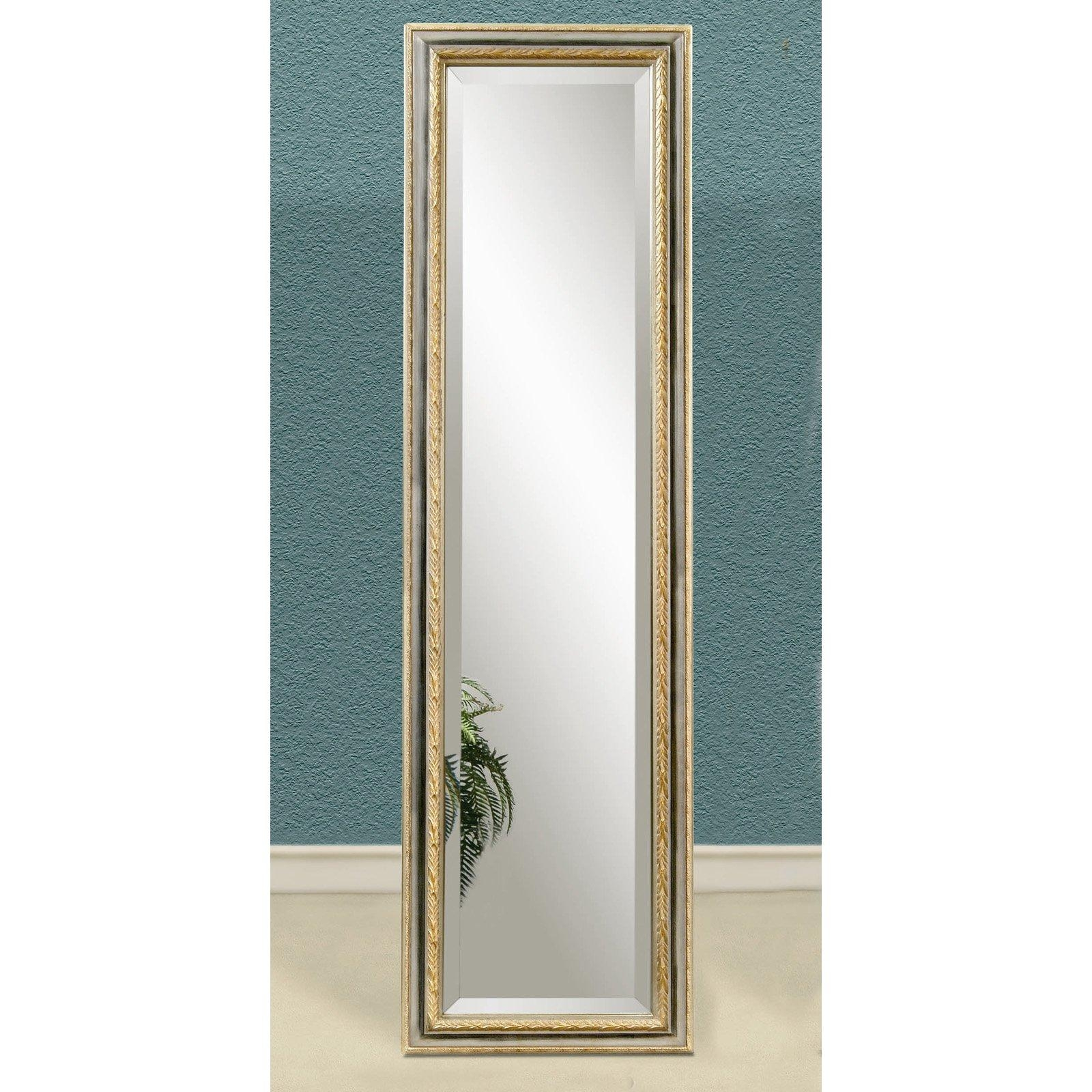 Furniture: Mesmerizing Oversized Floor Mirror For Home Furniture Inside Silver Free Standing Mirror (Image 12 of 20)