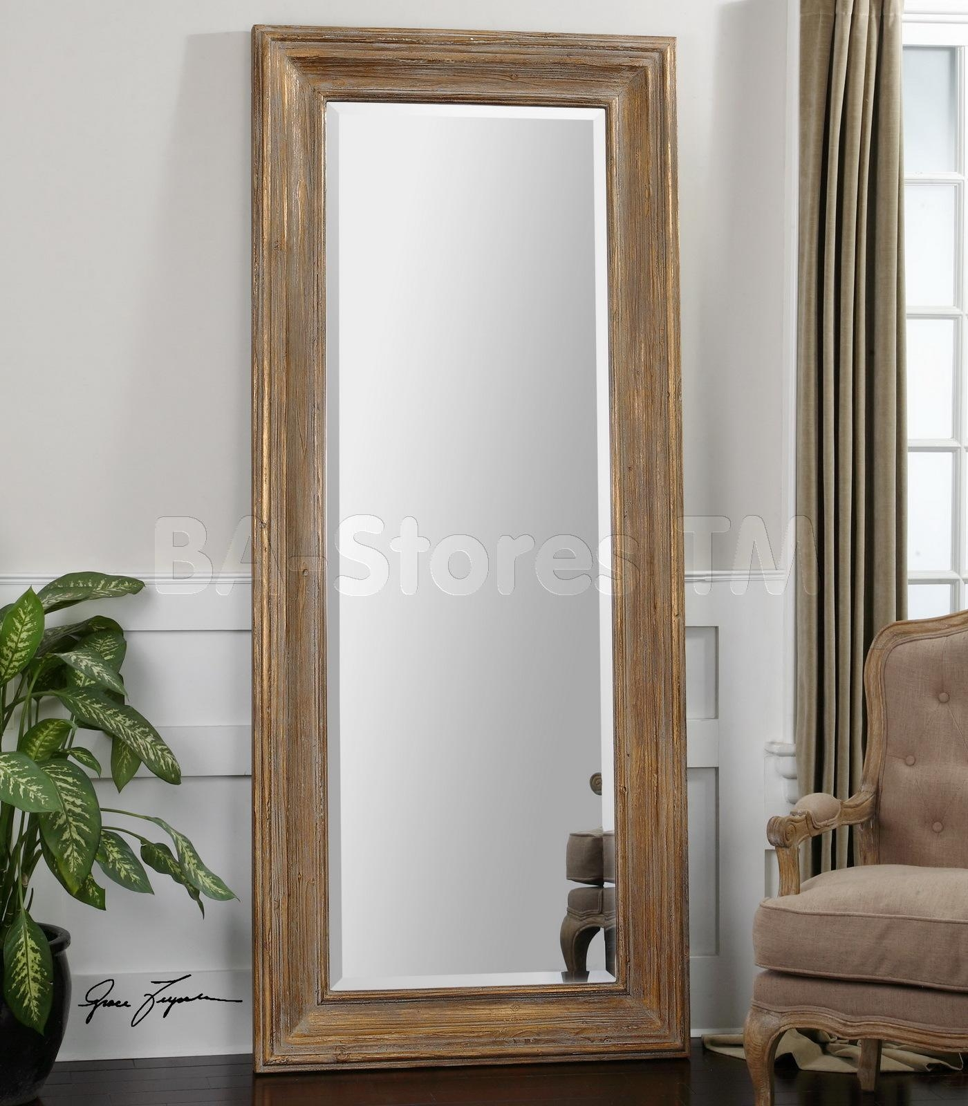 Furniture: Mesmerizing Oversized Floor Mirror For Home Furniture Pertaining To Silver Free Standing Mirror (Image 13 of 20)
