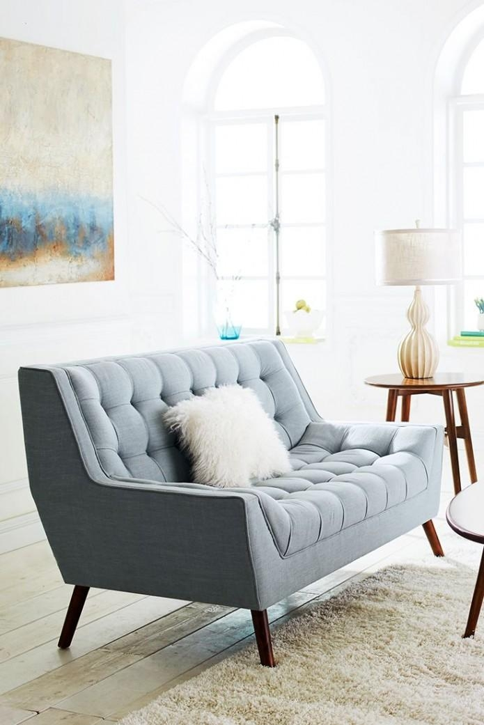 Furniture: Stunning Pier One Loveseat For Perfect Living Room With Pier 1 Sofa Beds (Image 13 of 20)