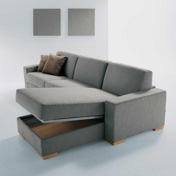 Furniture. The Most Efficient Convertible Sofa Bed With Storage Within Sofa Beds With Storage Underneath (Photo 12 of 20)