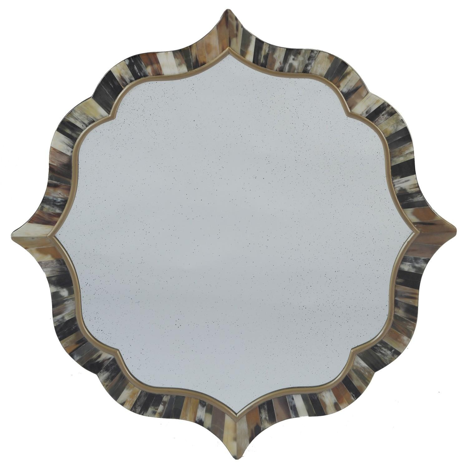 Gabby Lawrence Vintage Style Mirror | Candelabra, Inc (Image 12 of 20)