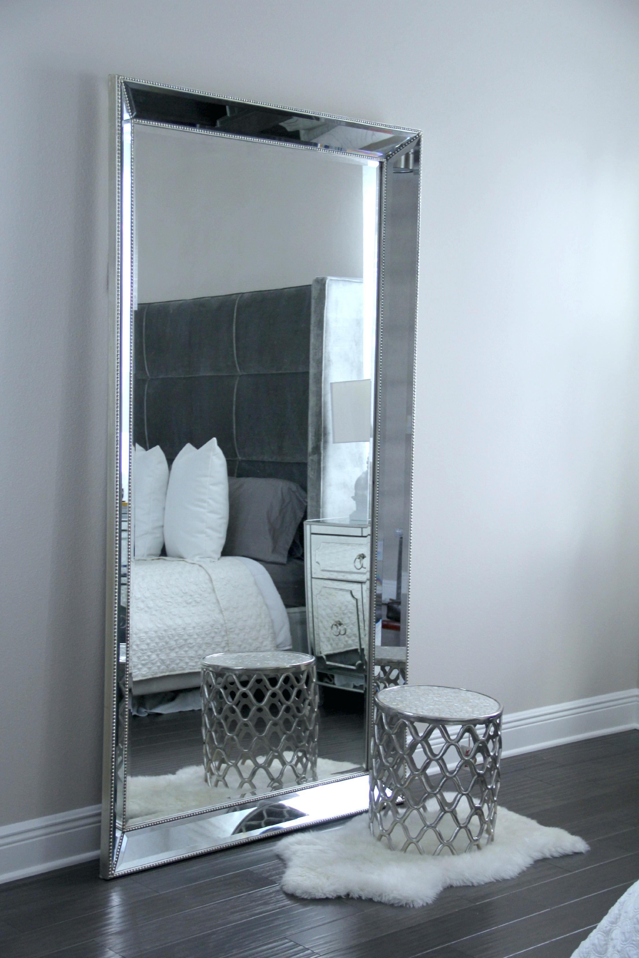 Gallery Of Decorative Large Wall Mirrors Com And Bedroom Interior For Concave Wall Mirror (View 19 of 20)