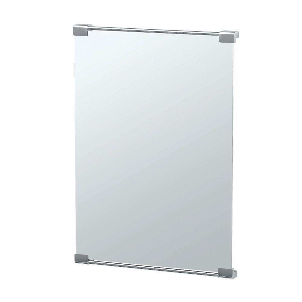 Gatco Landscape Mirror 22.25 In. X 30.38 In (Image 4 of 20)