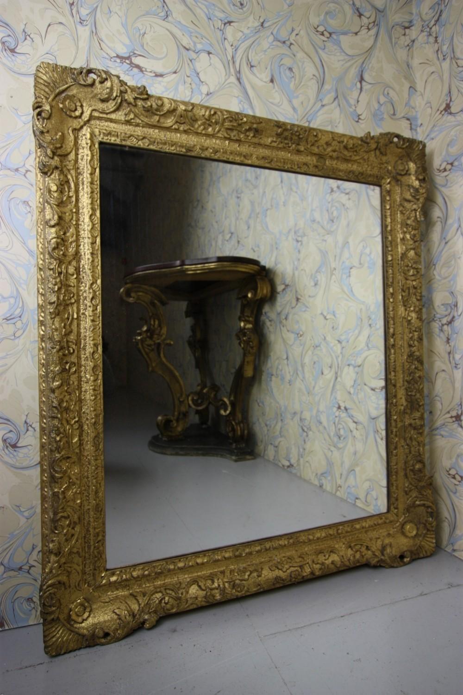 Georgian Antique Gilt Mirror | 394024 | Sellingantiques.co (Image 14 of 20)