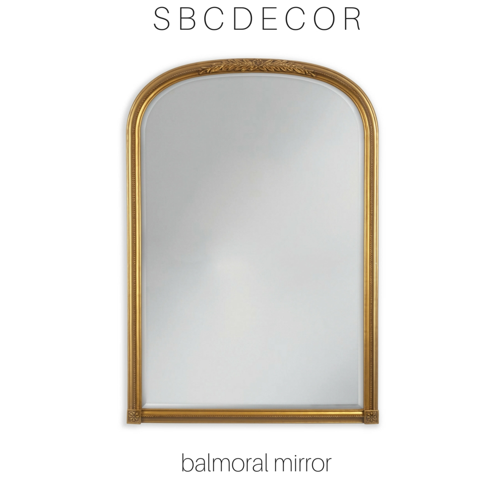 Get The Look: Over The Mantle Mirrors – Selectionschaumont With Mantle Mirror (Image 16 of 20)