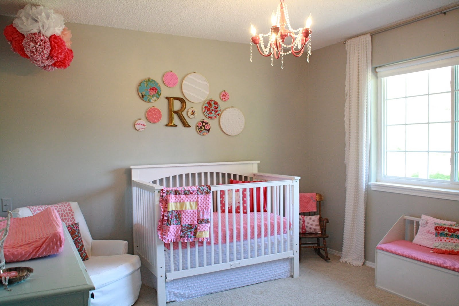 Getting Ba Nursery Room Chandeliers Home Interior Decoration With Regard To Chandeliers For Girl Nursery (View 19 of 25)