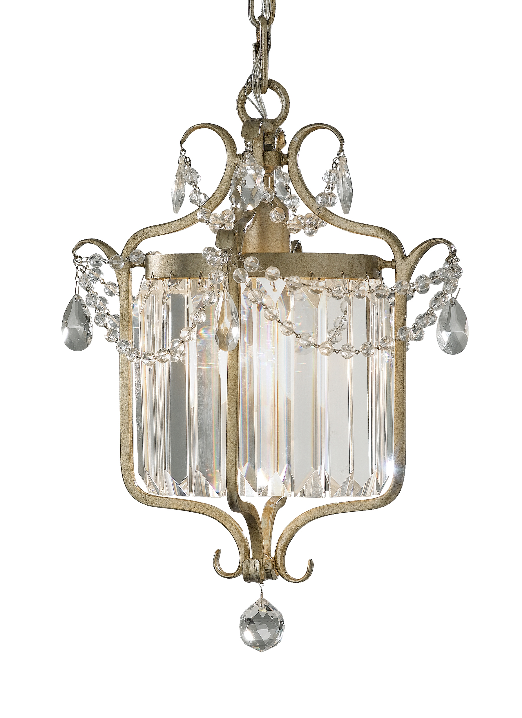 Gianna From Feiss For Gianna Mini Chandeliers (Image 15 of 25)