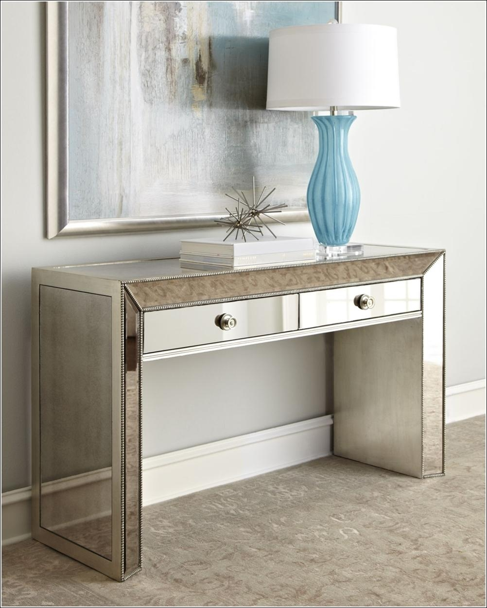 Glamorous Mirrored Furniture For Your Home! Intended For Mirrored Furniture (Image 11 of 20)