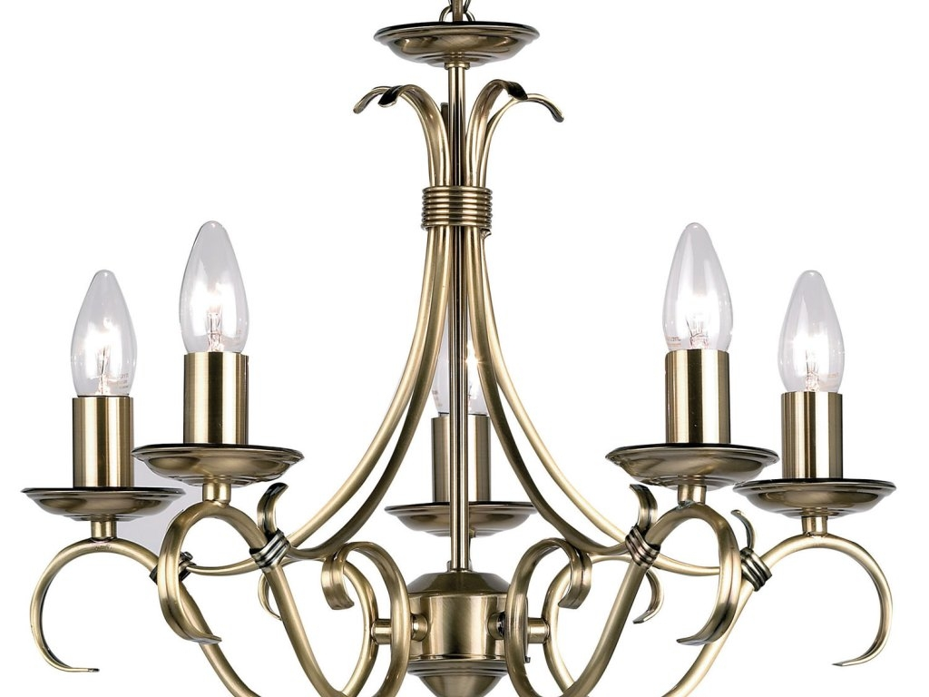 Glass Chandelier Awesome Endon Lighting An Ceiling Light Lamp In Endon Lighting Chandeliers (View 6 of 25)