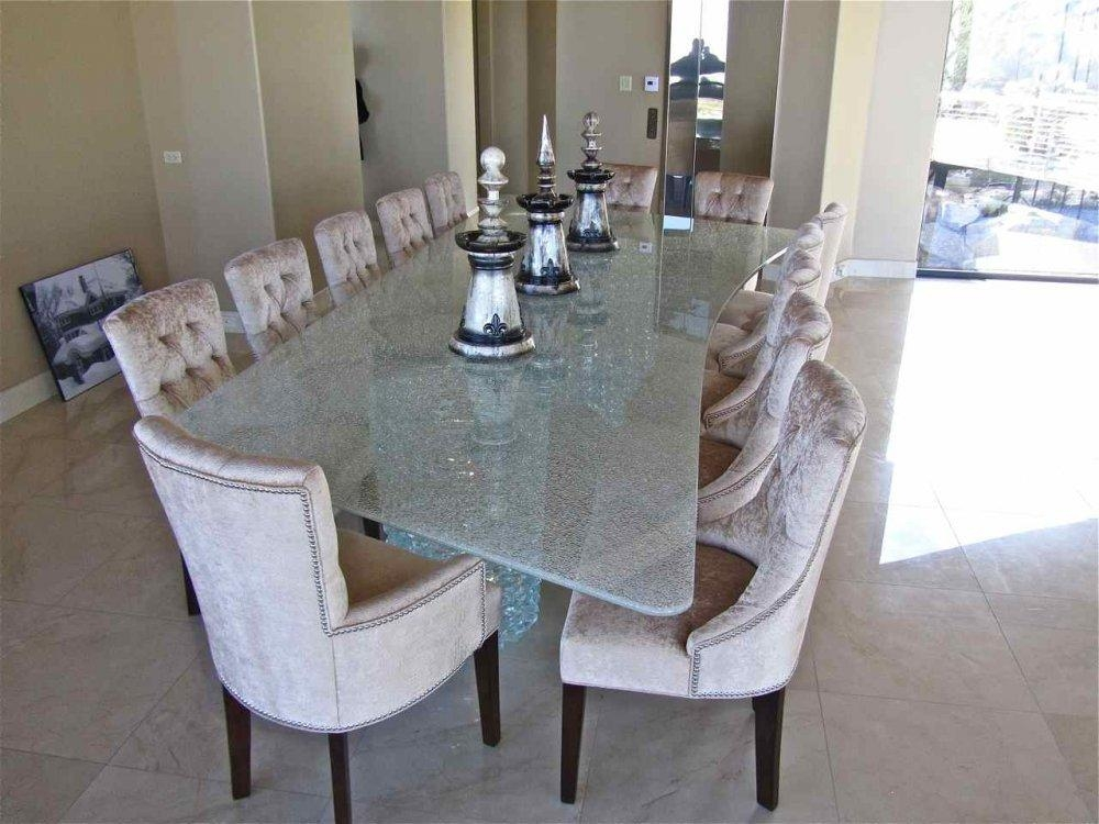 Glass Dining Table – Sans Soucie Art Glass Pertaining To Glass Dining Tables (View 14 of 20)