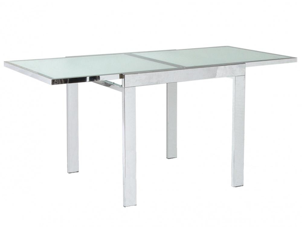 Glass Extendable Dining Table | Dining Tables Inside Glass Folding Dining Tables (Image 14 of 20)