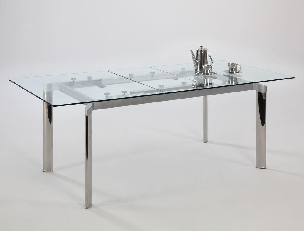 Glass Kitchen Table (View 12 of 20)