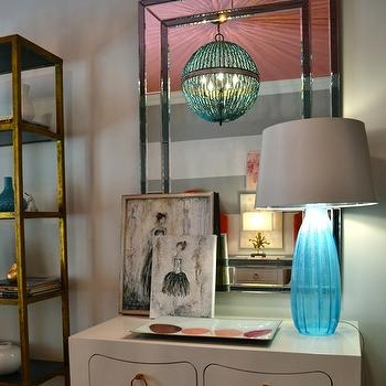 Glass Orb Chandelier Design Ideas With Regard To Turquoise Orb Chandeliers (View 8 of 25)
