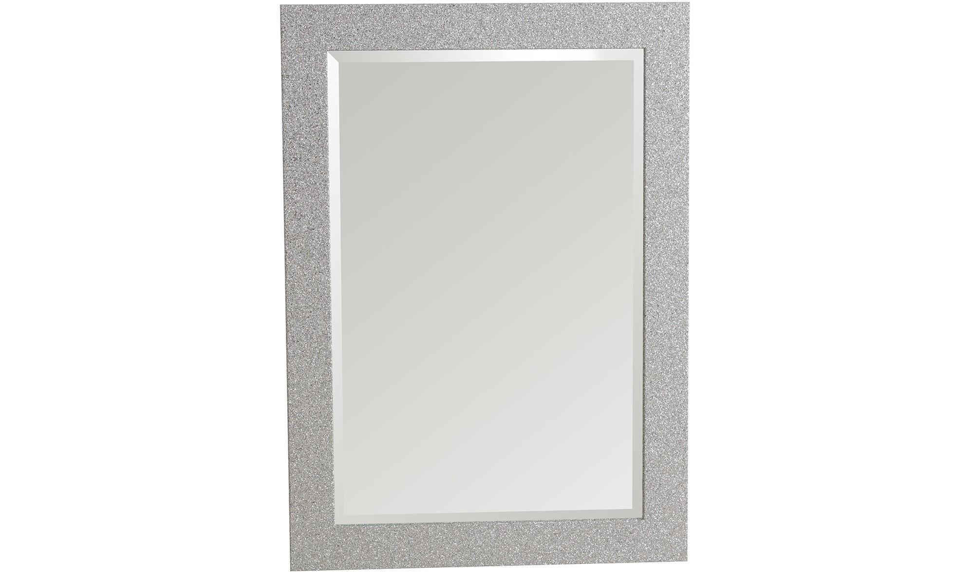Glitter Mirror | Inovodecor Throughout Glitter Frame Mirror (Image 9 of 20)