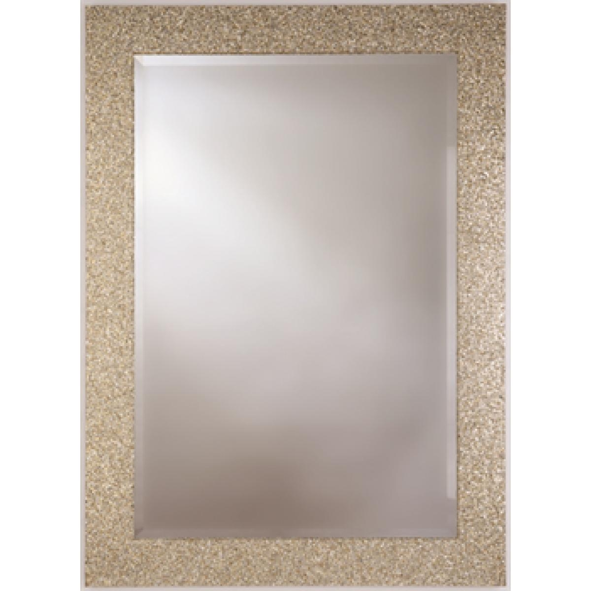 Glitter Mirror | Inovodecor With Regard To Glitter Frame Mirror (Image 10 of 20)