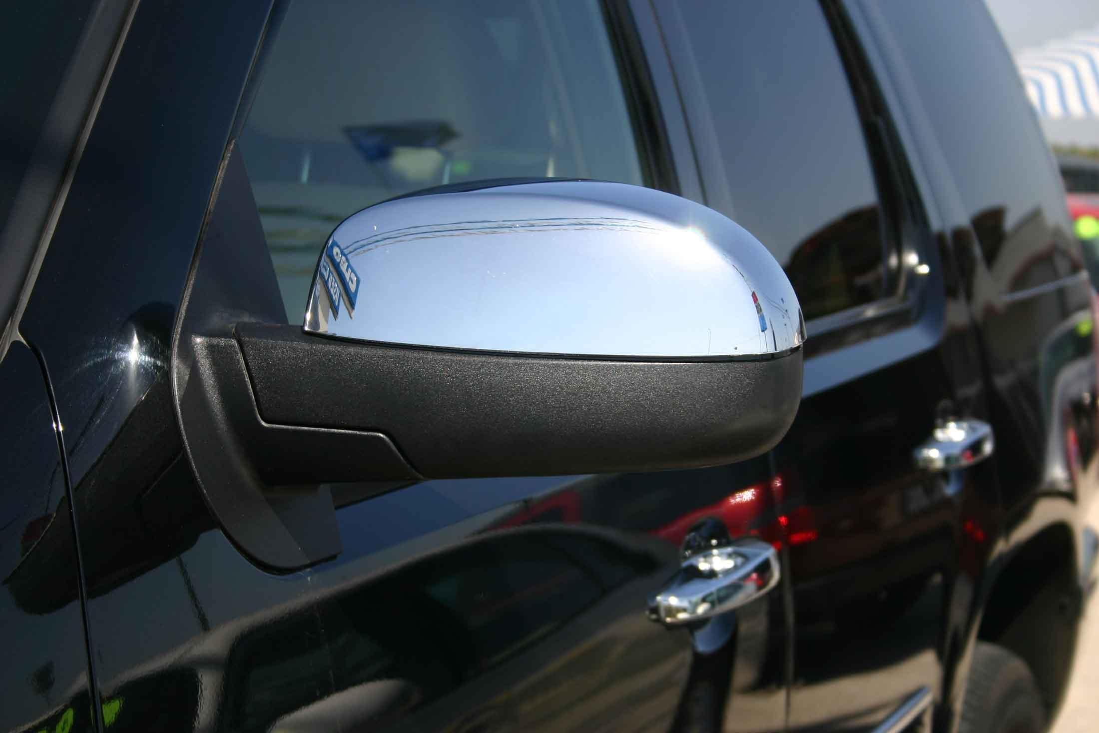 Featured Image of Chrome Mirrors