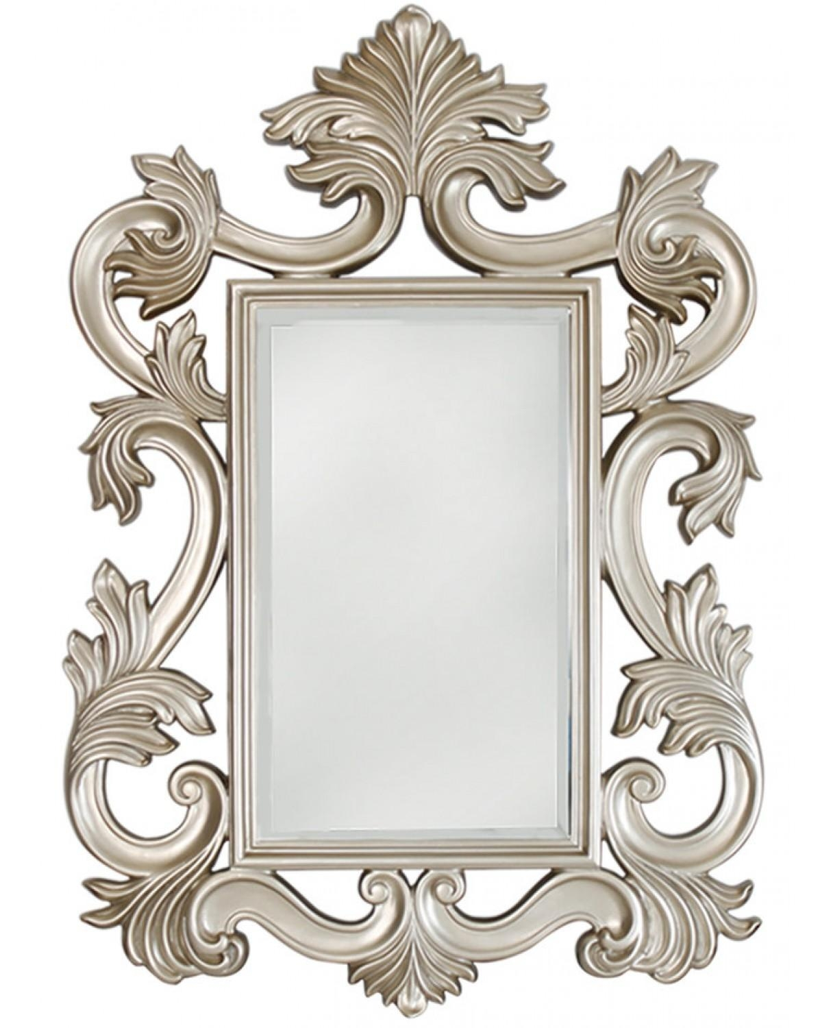 Gold Extra Large Paris Baroque Mirror For Large Baroque Mirror (Image 10 of 20)