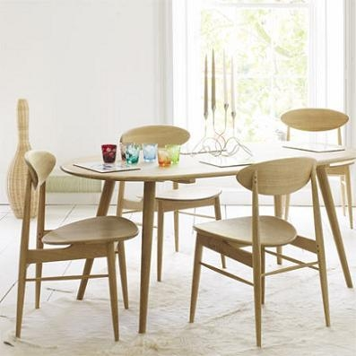 Gorgeous Dining Table Retro Round Glass Dining Table Set Schneider Within Retro Glass Dining Tables And Chairs (Image 6 of 20)